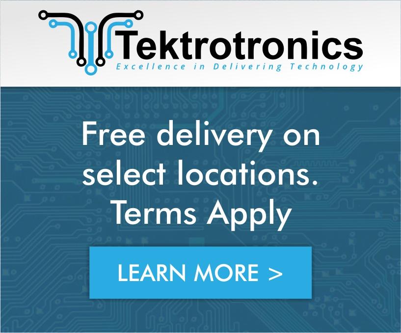 Tektrotronics Delivery